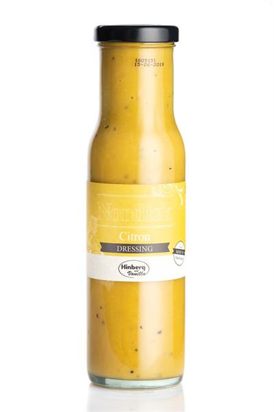 Nordisk Dressing med Citron 250ml