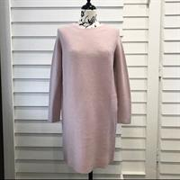Piro Knit Dress, Rosa