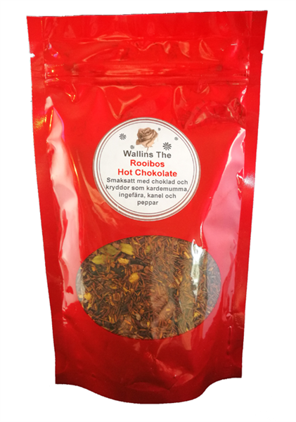 Rooibos Hot chocolate 100gr