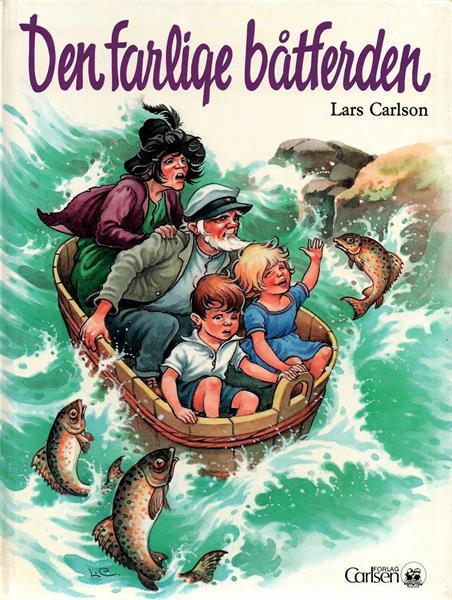 Den farlige båtferden