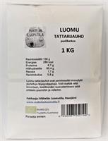 Tattarijauho, puolikarkea 1 kg, luomu