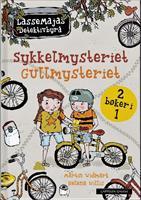 LasseMajas Detektivbyrå: Sykkelmysteriet og Gullmy