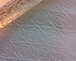 Mønsterkjevle 14 Hodeskalle