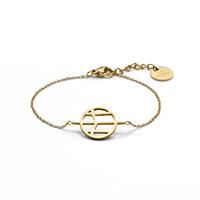 Mockberg M Thin Bracelet Gold