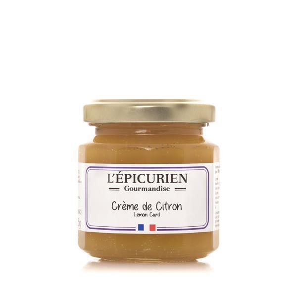 Lemon Curd 125g (L'ep)