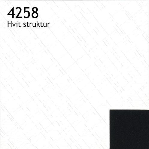 4258 hvit struktur