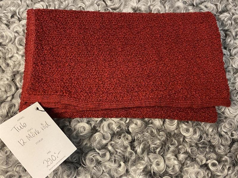 Tub mossa Mörk röd (12) Mariedal design