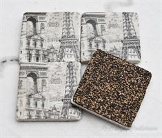 Underlägg/Coaster, B&W Paris