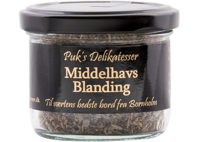 Middelhavs Blanding 35g