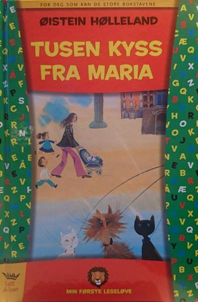 TUSEN KYSS FRA MARIA