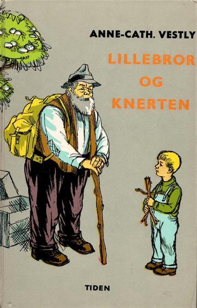 Lillebror og Knerten