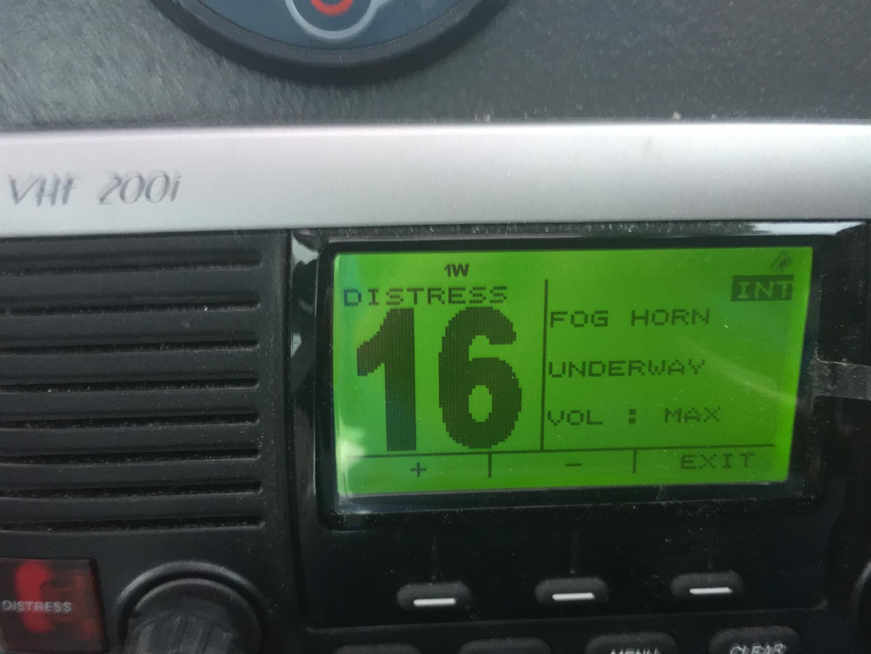 En modern VHF med DSC