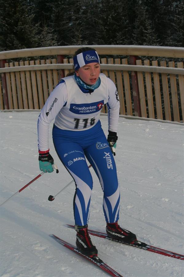 Anne på 3. etappe