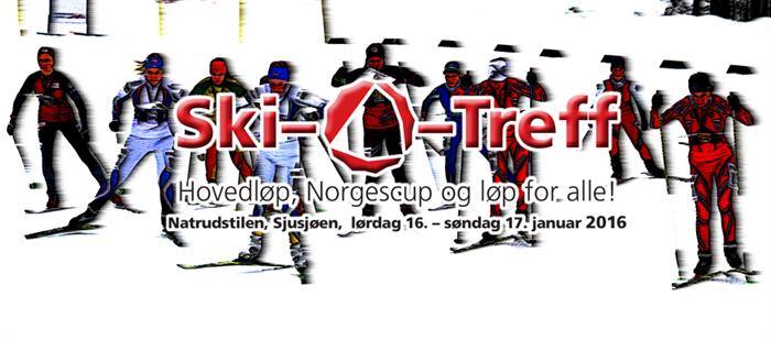 Ski-o-treff 16. - 17. januar