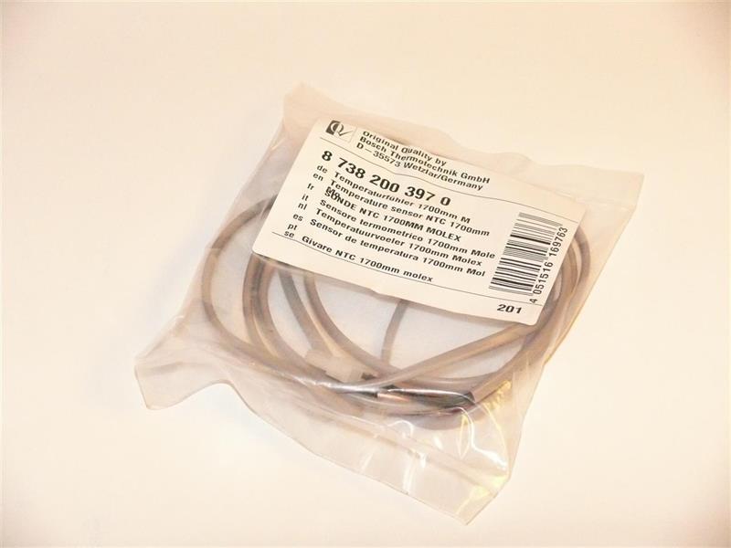 Givare NTC 2000mm molex