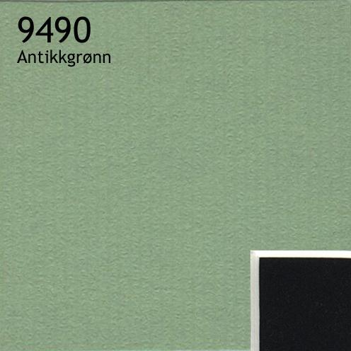 9490 antikkgrønn