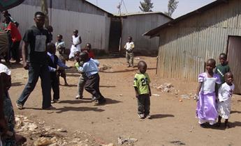 2012 - Children in the slum