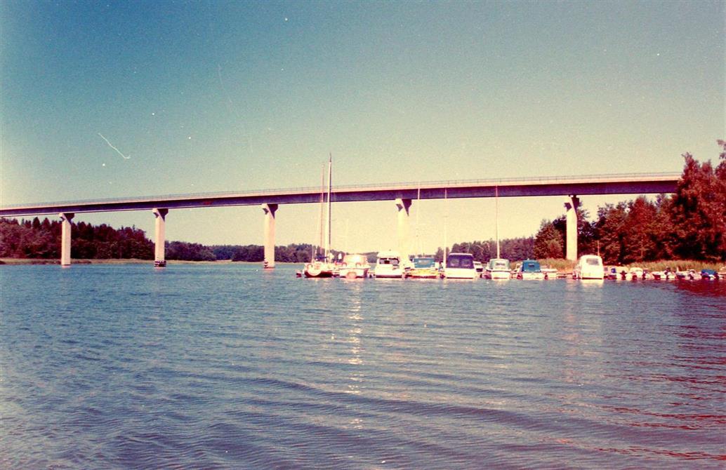 När bron var ny