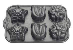 Nordic Ware Floral Cupcake
