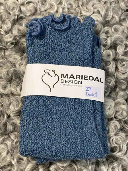 Pulsvärmare mossa Duvblå (27) Mariedal design