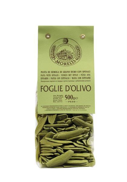 Foglie d'Olivo agli Spinaci 500g