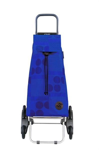 Shoppingvagn Rolser RD6 Logic Logos azul