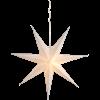 Julstjärna Dot vit 70cm Star Trading