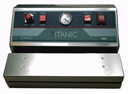 Vakuumpackmaskin TITANIC 350