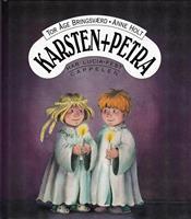 Karsten + Petra har Lucia-fest