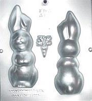 Plastform Hare m/Gulrot 3D