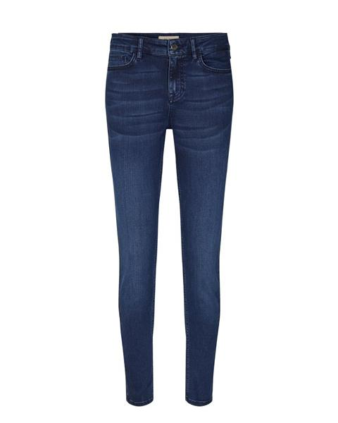 Mos Mosh Alli Core Jeans, Blue Denim