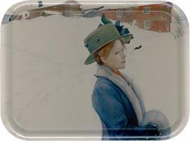 Bricka - Lisbeths nya hatt