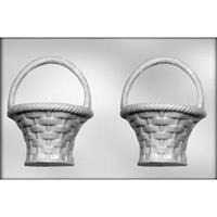 Plastform CK Kurv stor 3D (2 former)