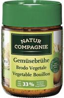 Kasvisliemijauhe Natur Compagnie 110 g, luomu