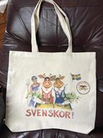 Tygkasse Svenskor