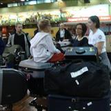 2012 - Arrived at Kenyatta Airport