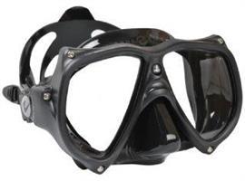 Maske Teknika Sort silicone