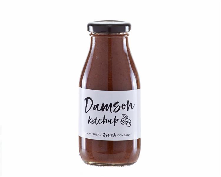 Damson Ketchup 300g