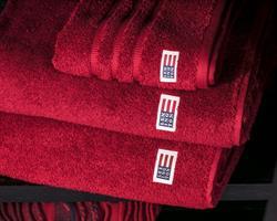 Lexington Original Hand Towel Red, 70 x 130 cm