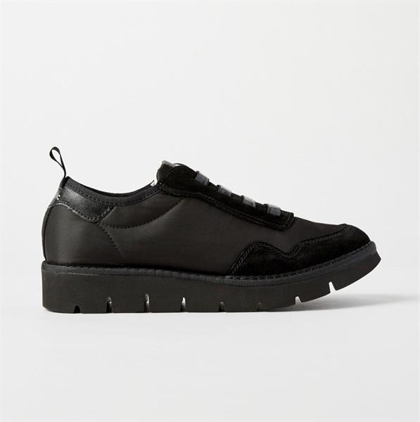 Miesten Panchic Sneakers, Total Black