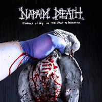 NAPALM DEATH: THROES OF JOY IN THE JAWS OF DEFEATISM LP