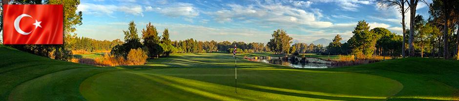Kaya Palazzo Golf