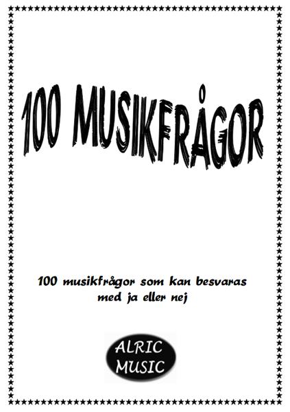 100 MUSIKFRÅGOR