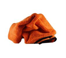 Oranssi mikrokuitu kuivauspyyhe - Microfibre Dryomg Towel 90x65cm (280gr)