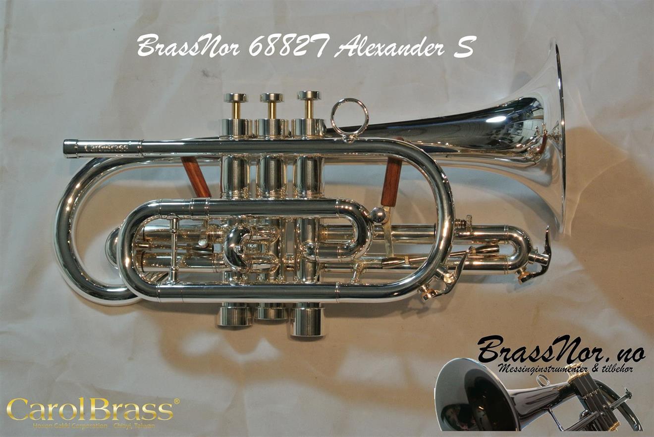 BrassNor Alexander 6882T-S