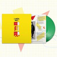 SLEAFORD MODS: SPARE RIBS-CLEAR GREEN LP