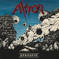 AKTOR:PARANOIA-COLOR LP
