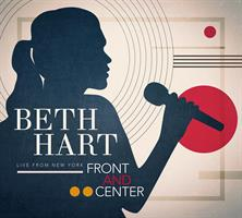 HART BETH: FRONT AND CENTER-LIVE FROM NEW YORK CD+DVD