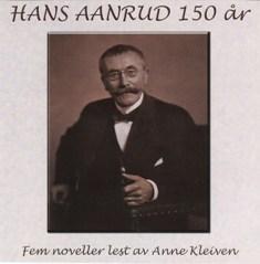 Hans Aanrud 150 år