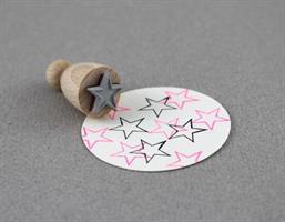 Stempel Small Stjerne Outline